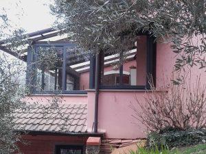 chiusura balcone - bugliani serramenti